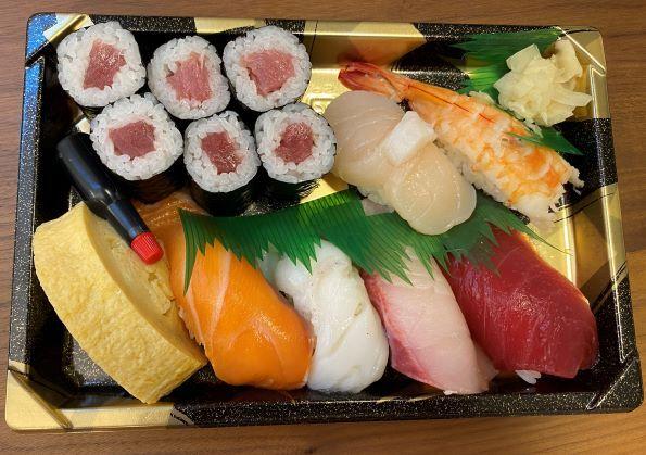 並寿司テイクアウト