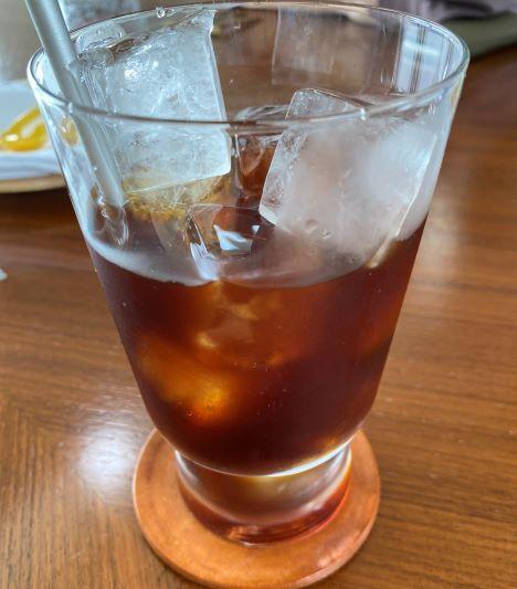 シルーのアイスコーヒー