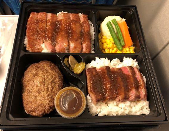 ミート矢澤の贅沢弁当