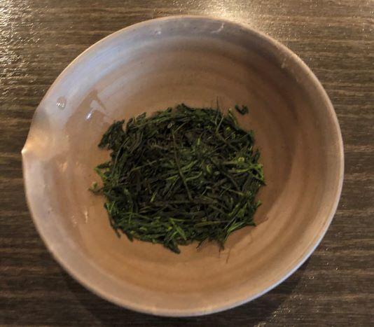 玉露1煎目茶葉