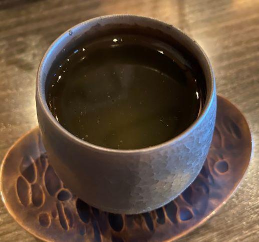 煎茶上3煎目