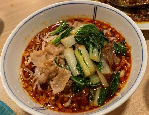 サンラー麺