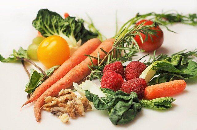 健康そうな野菜だけど本当に健康かどうかはわからない